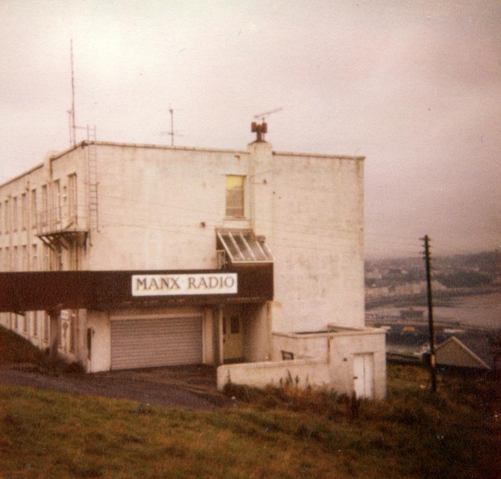 Manx Radio 1981